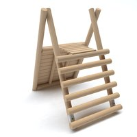 Wooden Playground Barrier 21