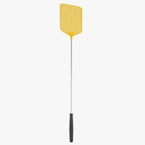 3D model fly swatter