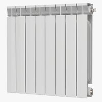 Modern Central Heating Radiator 2