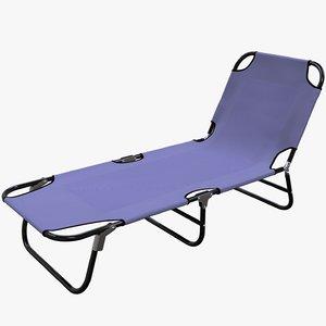 3D stretcher medical chair