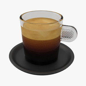 espresso glass model
