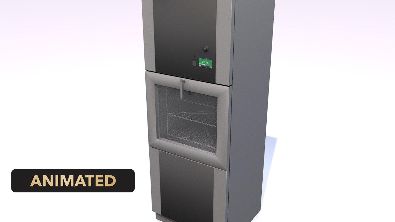 3D amsco 2532 washer desinfector model