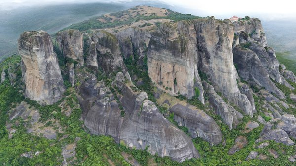 mountains 24k 3D model