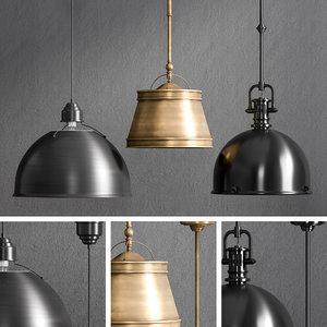 3D lamps 1