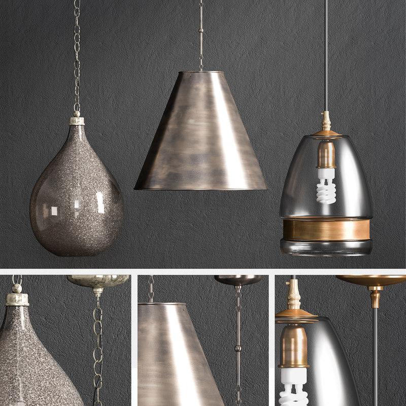 3D lamps 2