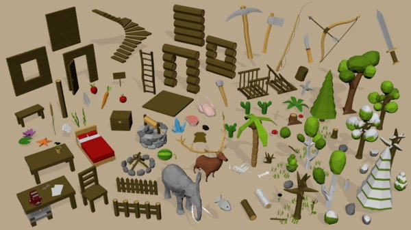 set nature model