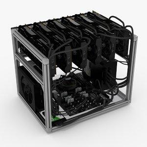 mining rig model