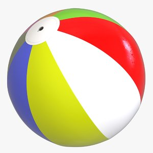 3D beachball colors