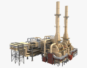 furnace 3D