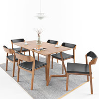 dining table set model