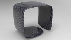 stool designer 3D