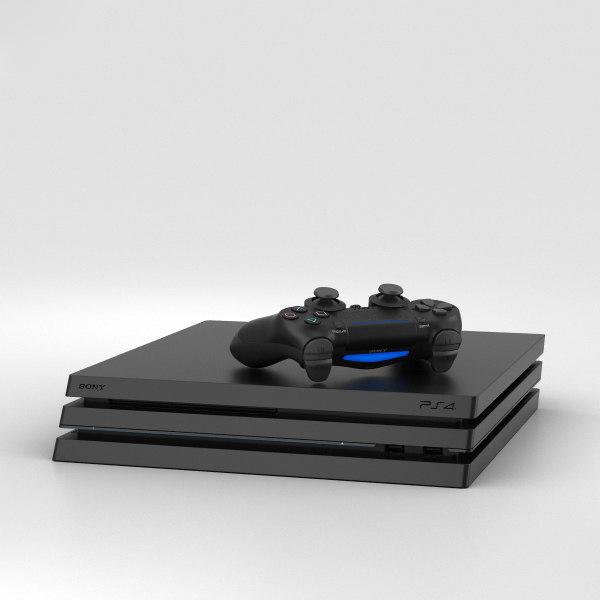sony playstation 4 model