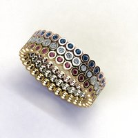 Ring Bubble Stack ( 3 sizes )