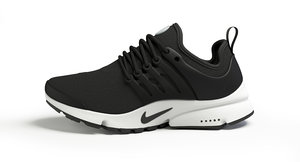 nike air presto ultra 3D model