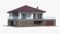 3D house building home