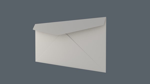 3D envelope size dl banker model