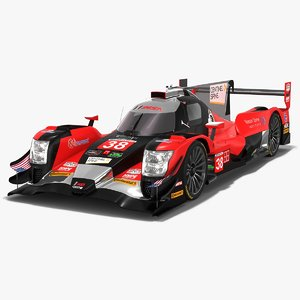 3D performance tech motorsports oreca