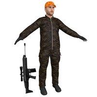 hunter rifle model