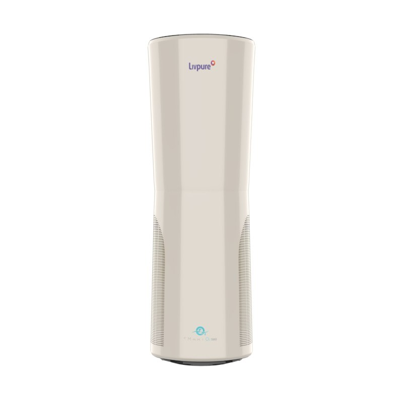 livpure air purifier apo2 3D model