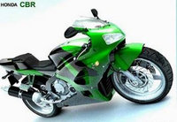 motorcycle 3D