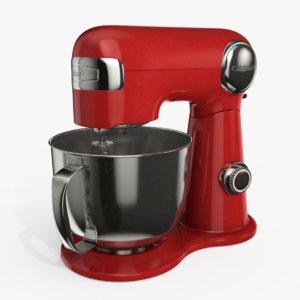 3D cuisinart mixer