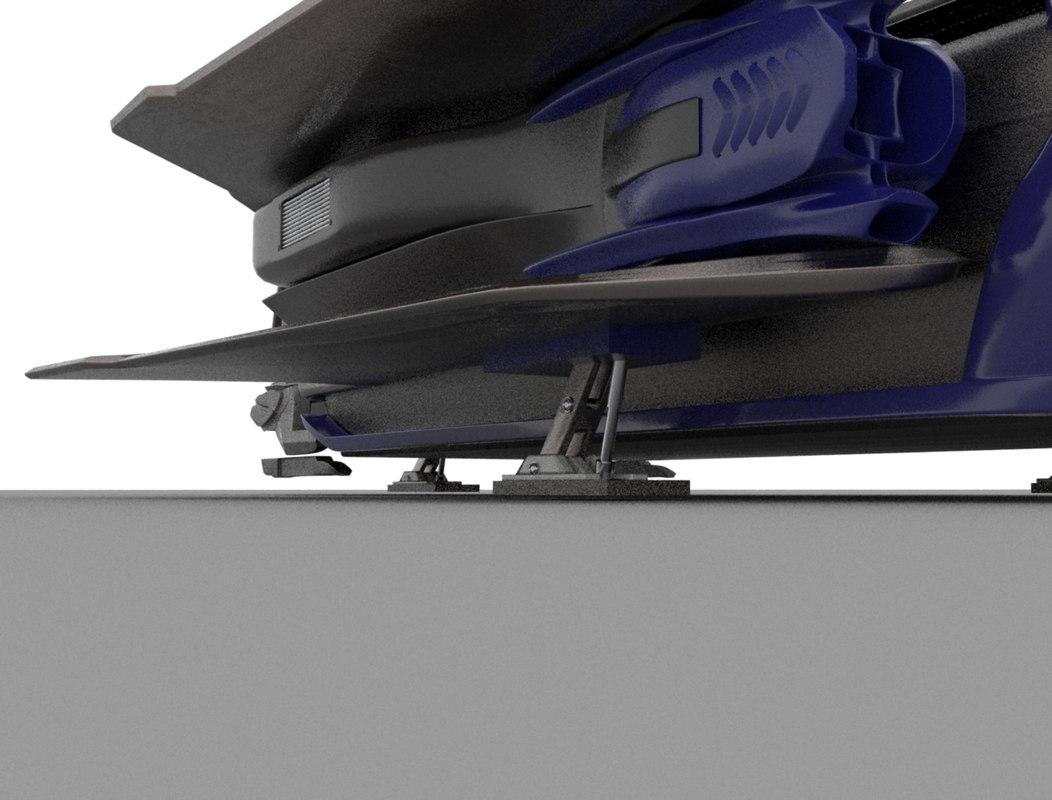 aura print 3D model