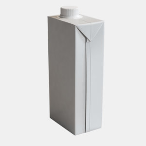 3D model packaging