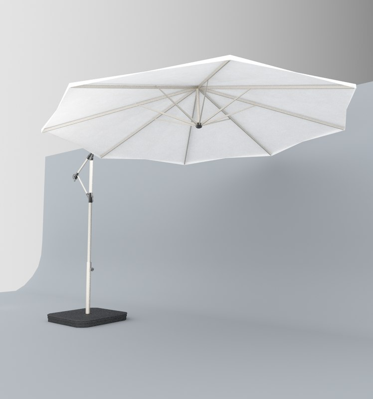 3d karlslo ikea outdoor umbrella - Ikea Patio Umbrella