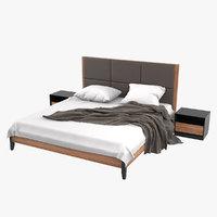 parra nocce noreant bedroom 3D model