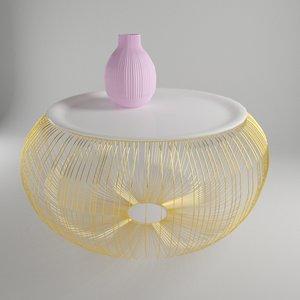 table golden model