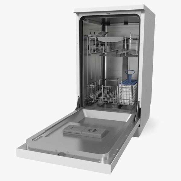 dishwasher samsung 3D model