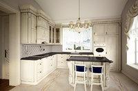 3D model kitchen classic