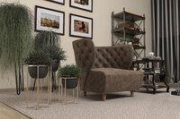 3D living room vrayforc4d 3 model