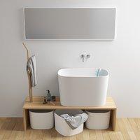 fonte washbasin designers 3D model
