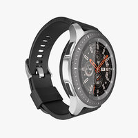 Samsung Galaxy Watch Silver