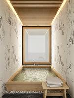 japanese bath shower 3D model