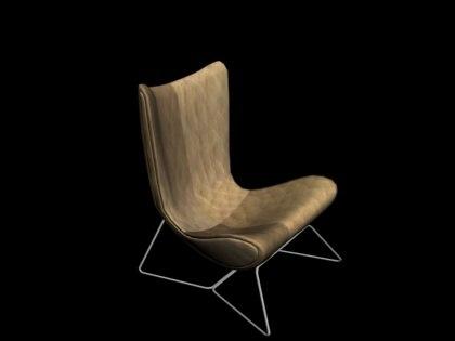 3D chair concept