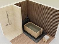 Japanese Bath & Shower