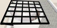 3D skylight natural light