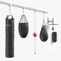 sports equipment 3D model
