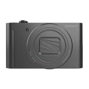 sony digicam 18mp wx500 3D