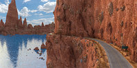 road cliff 3D model