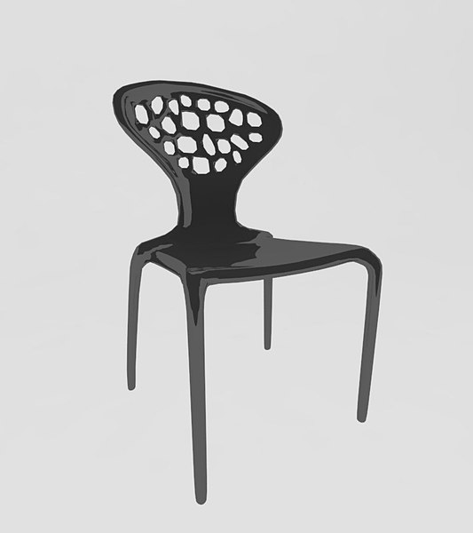 Free Chair SketchUp Models for Download | TurboSquid
