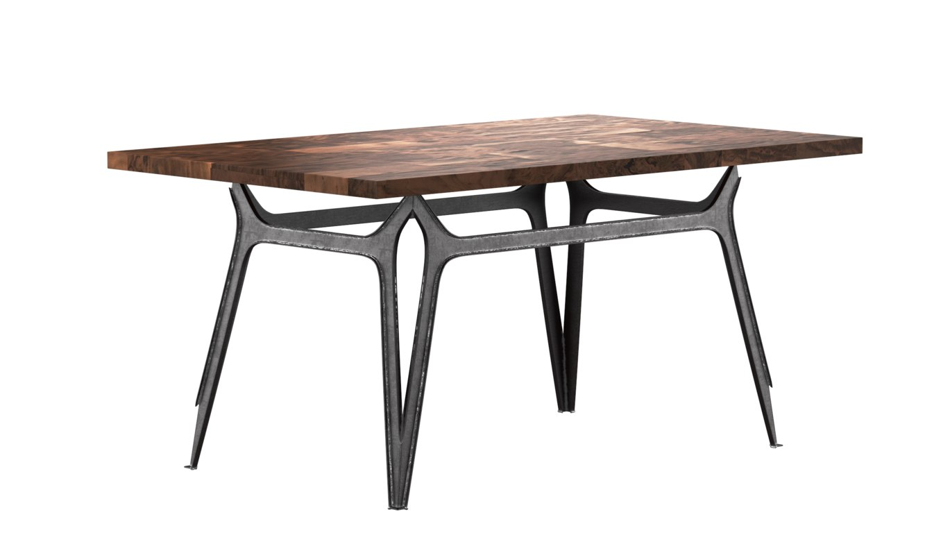3D loft table 12