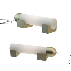 3D model articolo float table lamp