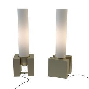 3D float articolos table lamp model
