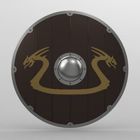 shield 17 3D
