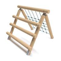 wooden playground 3D