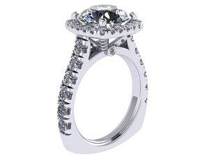 center ring 3D