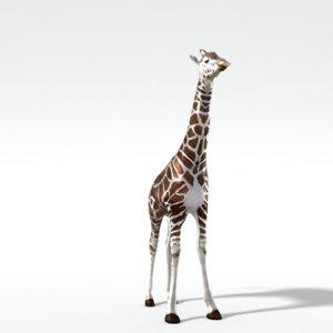 giraffe model